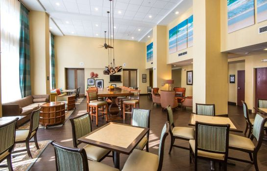 Lobby Hampton Inn - Suites Fort Myers-Colonial Blvd