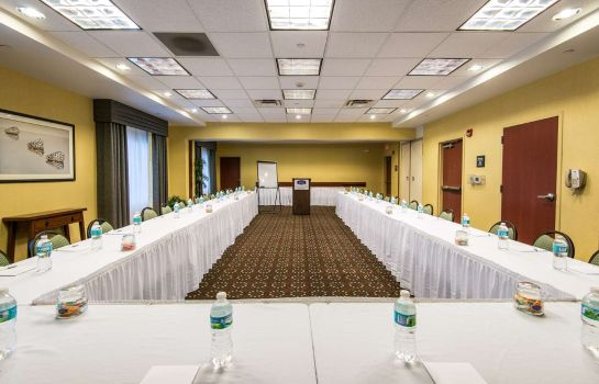 Conference room Hampton Inn - Suites Fort Myers-Colonial Blvd