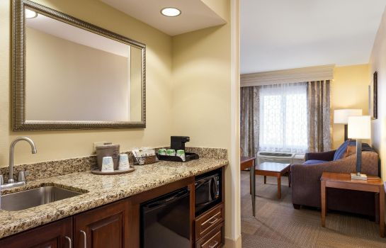 Bar de l'hôtel Hampton Inn - Suites Las Vegas-Red Rock-Summerlin