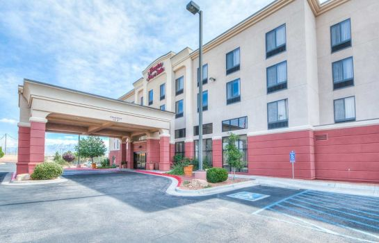Exterior view Hampton Inn - Suites Las Cruces I-25