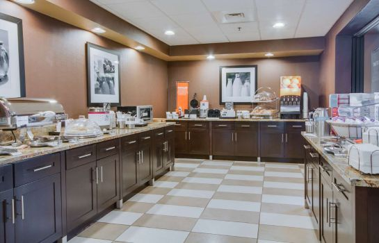 Restaurant Hampton Inn - Suites Las Cruces I-25