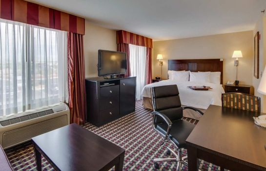 Suite Hampton Inn - Suites Las Cruces I-25