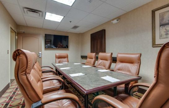 Conference room Hampton Inn - Suites Las Cruces I-25