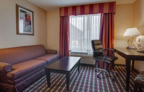 Room Hampton Inn - Suites Las Cruces I-25