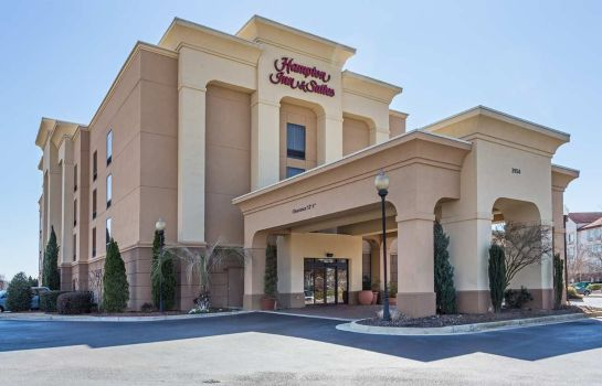Außenansicht Hampton Inn - Suites Macon I-75 North