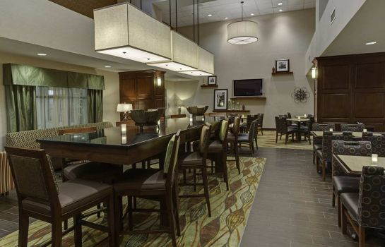 Hotelhalle Hampton Inn - Suites Macon I-75 North