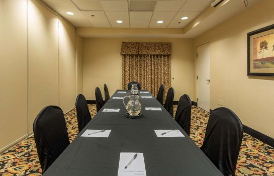 Sala konferencyjna Hampton Inn - Suites Macon I-75 North