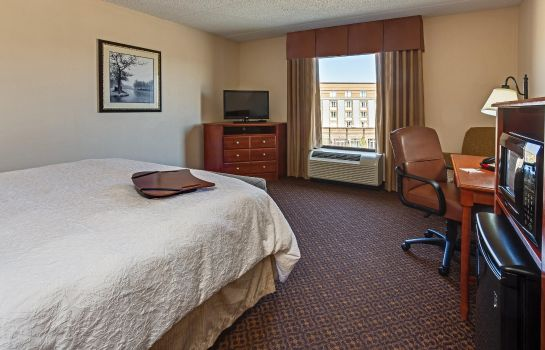 Zimmer Hampton Inn - Suites Macon I-75 North