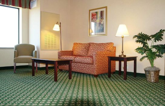 Suite Hampton Inn Suites Minneapolis St Paul Arpt-Mall of America