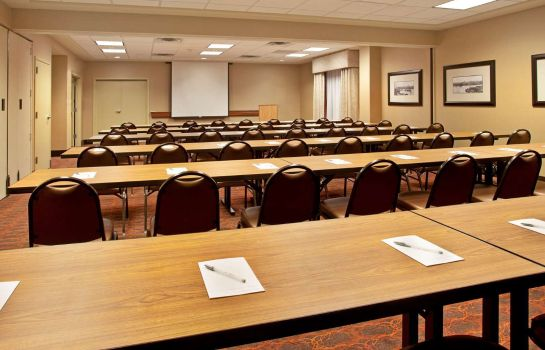 Conference room Hampton Inn Suites Minneapolis St Paul Arpt-Mall of America