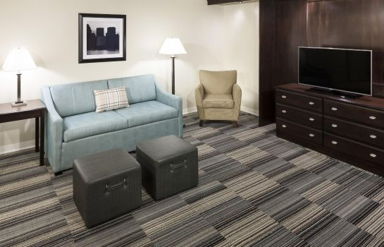 Suite Hampton Inn - Suites Omaha-Downtown
