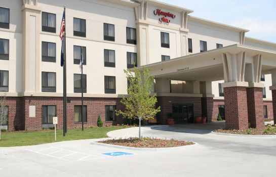 Buitenaanzicht Hampton Inn Omaha West-Lakeside