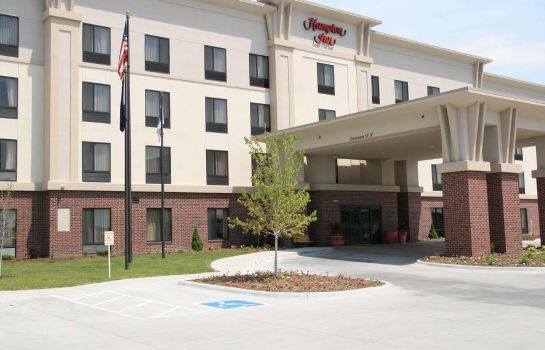Außenansicht Hampton Inn Omaha West-Lakeside