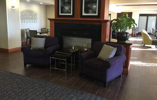 Hotelhalle Hampton Inn Omaha West-Lakeside