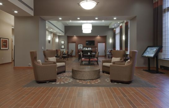 Hotelhalle Hampton Inn - Suites Pittsburgh-Downtown