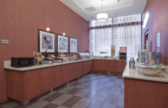 Restaurant Hampton Inn - Suites Pittsburgh-Downtown