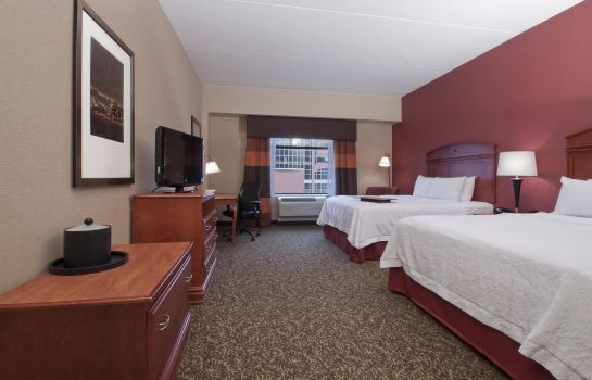 Chambre Hampton Inn - Suites Pittsburgh-Downtown