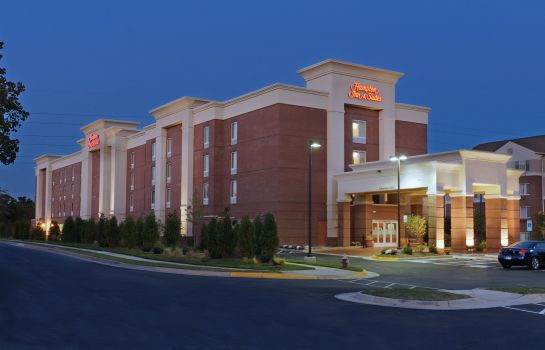 Außenansicht Hampton Inn - Suites Herndon-Reston