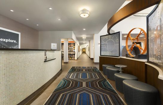 Hotelhalle Hampton Inn - Suites Herndon-Reston