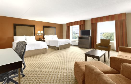Suite Hampton Inn - Suites Herndon-Reston
