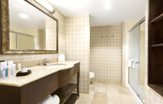 Zimmer Hampton Inn - Suites Herndon-Reston