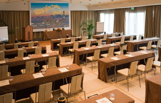 Meeting room Grand Hotel Savoia