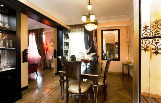 Suite Grand Hotel Savoia