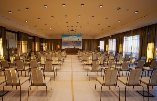Conference room Grand Hotel Savoia