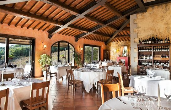 Restaurant Villa Curina Resort
