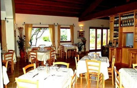 Restaurant Aldiola Country Resort Relais du Slience
