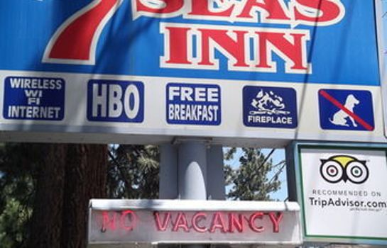 Vista exterior 7 Seas Inn at Tahoe