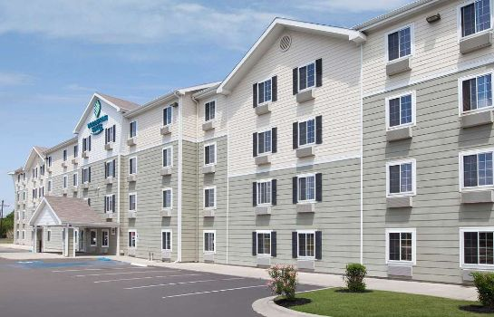 Exterior view WOODSPRING SUITES CORPUS CHRIS