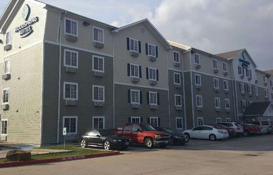 Außenansicht WOODSPRING SUITES HOUSTON LA P
