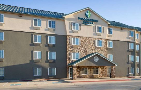 Außenansicht WOODSPRING SUITES FORT WORTH T