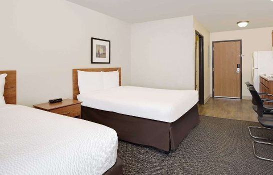 Chambre WOODSPRING SUITES FORT WORTH T