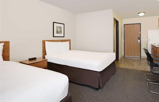 Pokój WOODSPRING SUITES FORT WORTH T