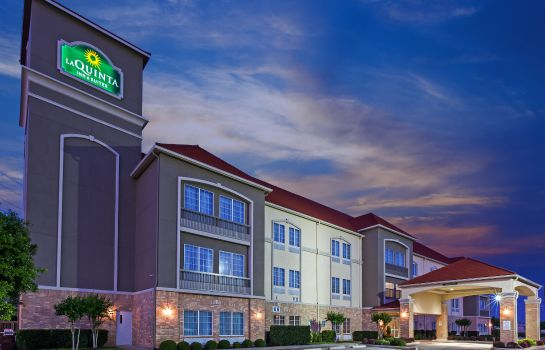 Buitenaanzicht La Quinta Inn and Suites Houston - Westchase