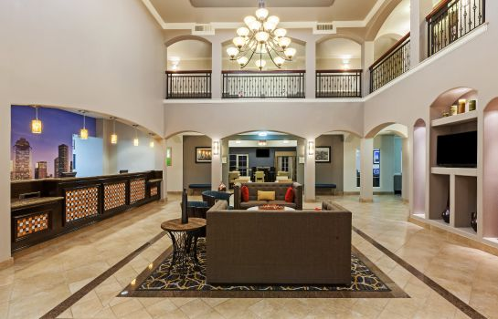 Hotelhalle La Quinta Inn and Suites Houston - Westchase