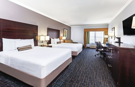 Suite La Quinta Inn Ste Houston Westchase