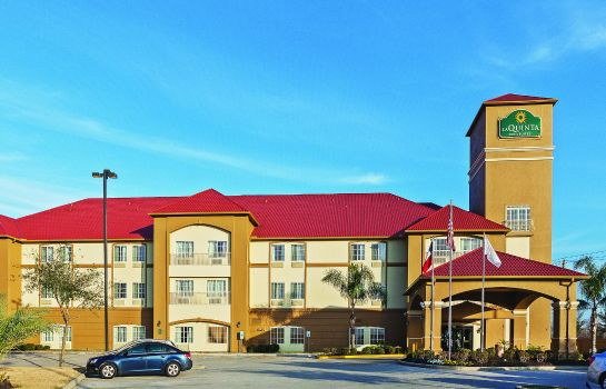 Außenansicht La Quinta Inn and Suites Houston Hobby Airport