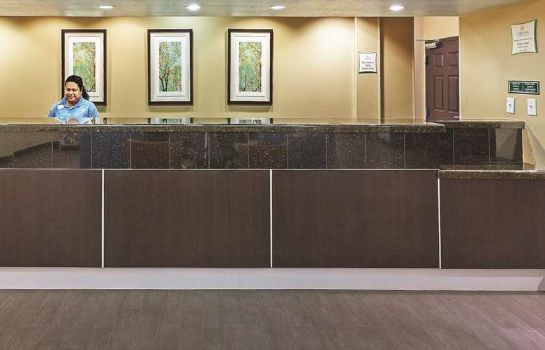 Hotelhalle La Quinta Inn and Suites Houston Hobby Airport
