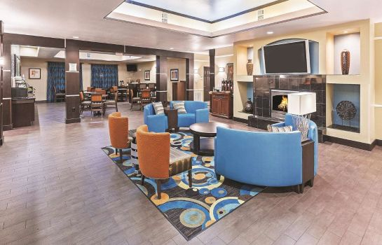 Hotelhalle La Quinta Inn Ste Houston Hobby Airport