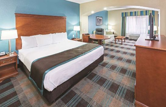 Zimmer La Quinta Inn and Suites Houston Hobby Airport