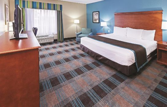 Zimmer La Quinta Inn Ste Houston Hobby Airport