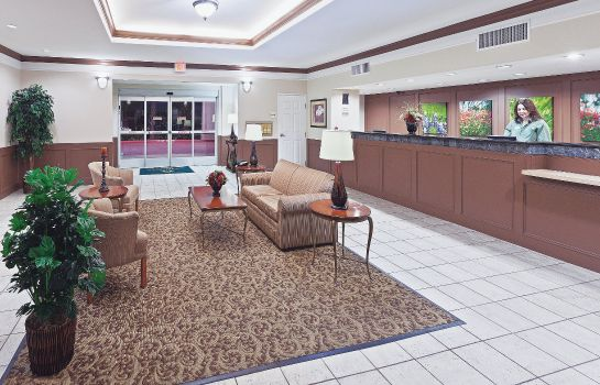 Lobby La Quinta Inn Ste Houston Katy East