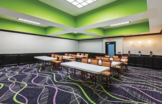 Conference room La Quinta Inn Ste Houston Katy East