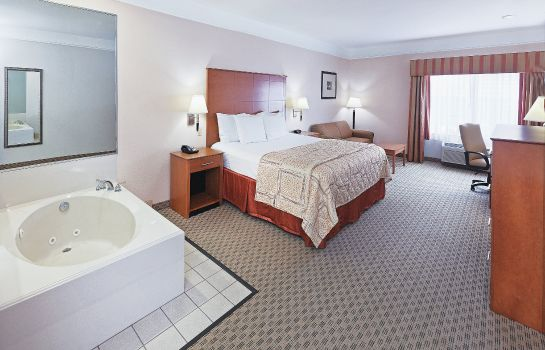 Room La Quinta Inn Ste Houston Katy East