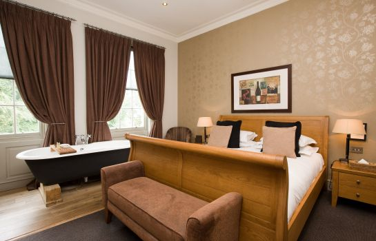 Double room (superior) Hotel du Vin & Bistro York