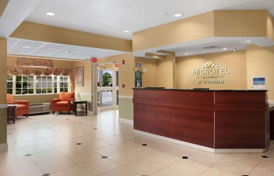 Hotelhalle MICROTEL INN & SUITES PANAMA CITY