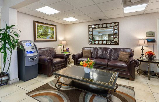 Hall MainStay Suites Texas Medical Center/Reliant Park